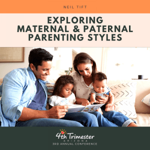 Exploring Maternal and Paternal Parenting Styles