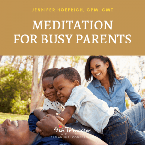 Meditation for Busy Parents