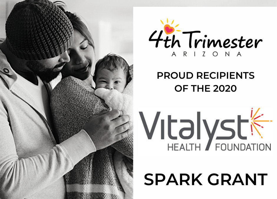 4th Trimester Arizona awarded Vitalyst Spark Grant